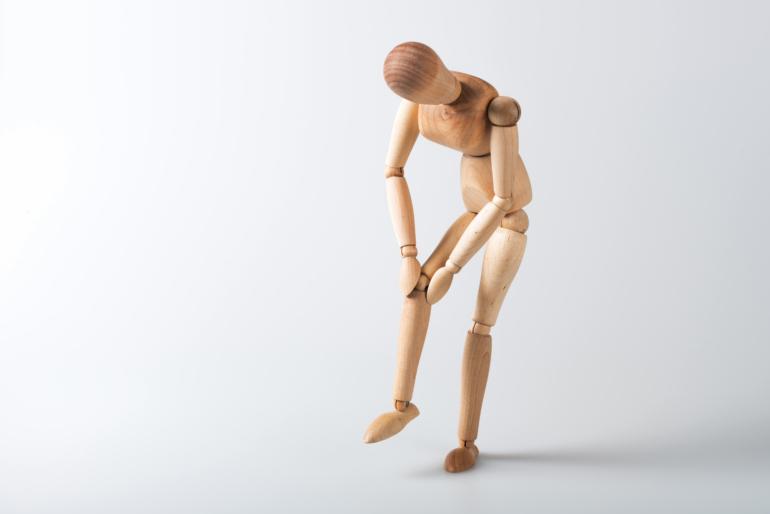 Knie, Gelenkschmerzen