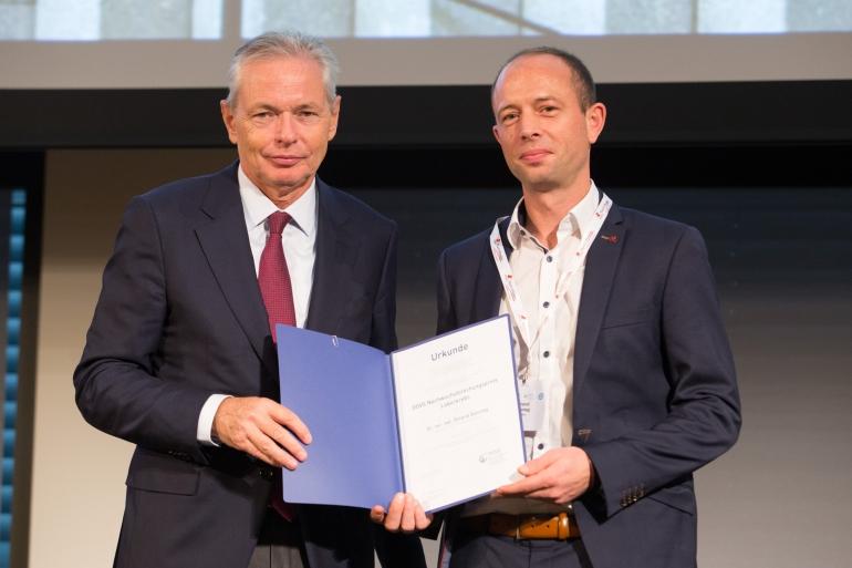 Nachwuchsforschungspreis Leberkrebs_Roland Sonntag_Quelle DGVS