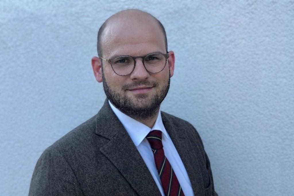 Dr. med. Florian Kahles, Assistenzarzt in der Klinik für Kardiologie, Angiologie und Internistische Intensivmedizin (Medizinische Klinik I) der Uniklinik RWTH Aachen