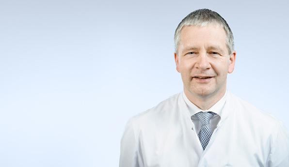 Univ.-Prof. Dr. med. Gernot Marx, Direktor der Klinik für Operative Intensivmedizin und Intermediate Care an der Uniklinik RWTH Aachen