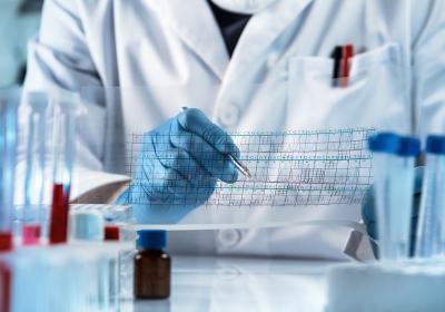 Analyse einer DNA-Sequenz
